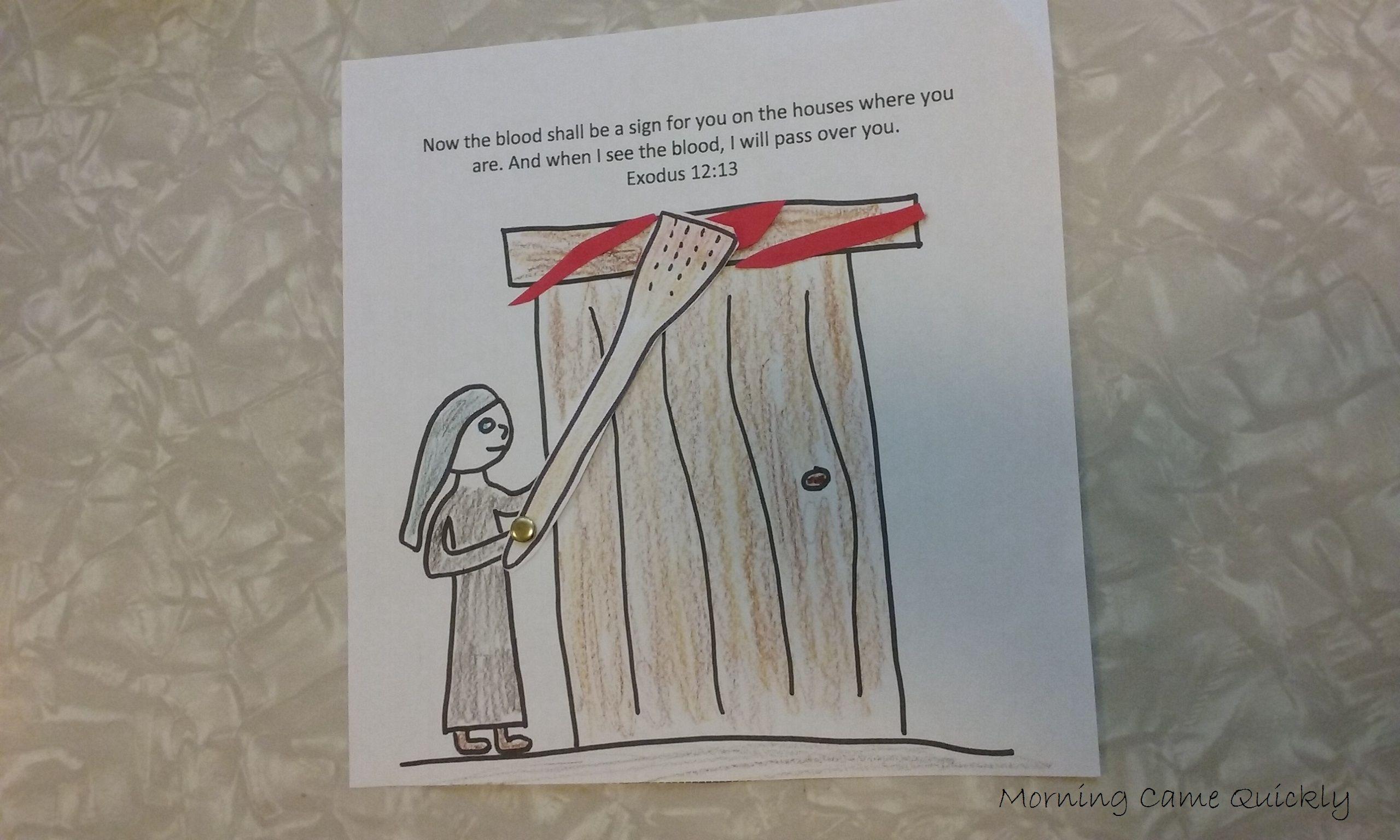 Exodus 12 The Passover Door- God is faithful. Enough said. & Exodus 12: The Passover Door- God is faithful. Enough said ... pezcame.com
