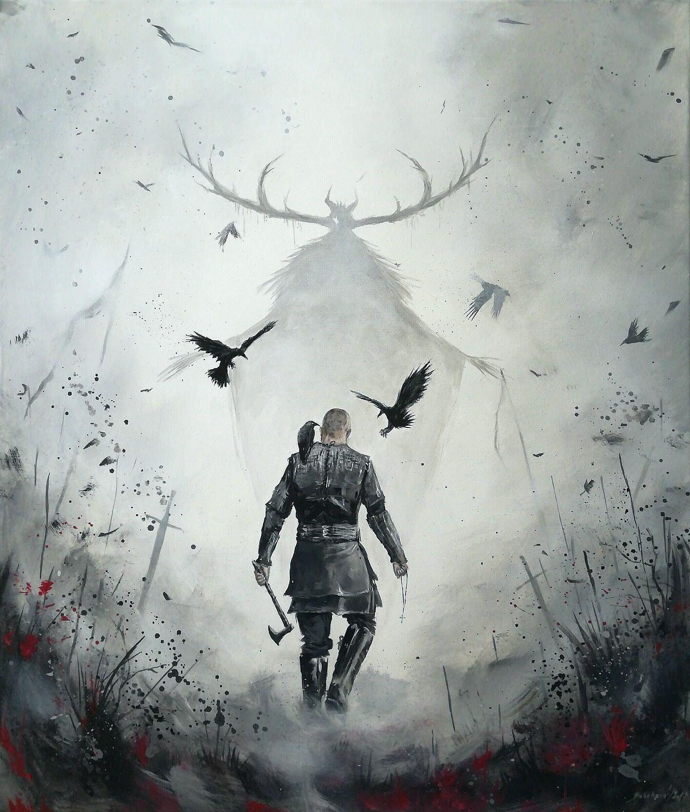 Norse Vikings Wallpaper 4k - osakayuku.com