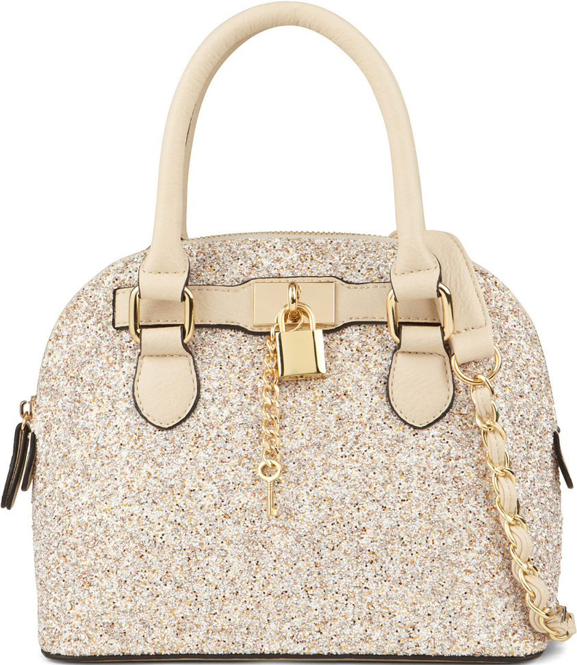 da94842516 ALDO Gold Cormack Satchel in 2019 | Shoes | Aldo handbags, Aldo ...