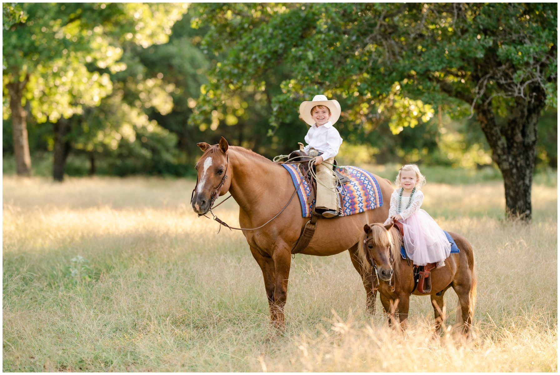 Walter Family Western Logo Equine Photography Weatherford Texas