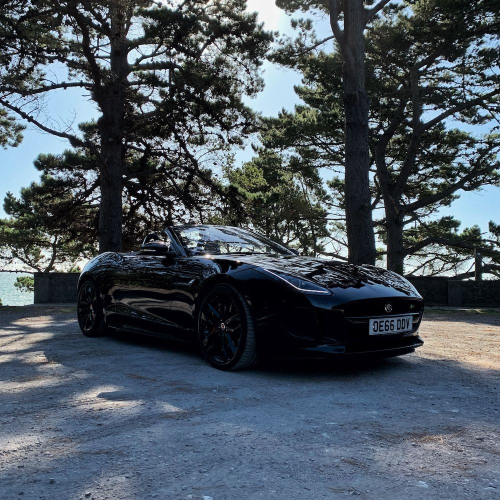 Rev Comps Jaguar F Type Futuristic Cars Top Luxury Cars