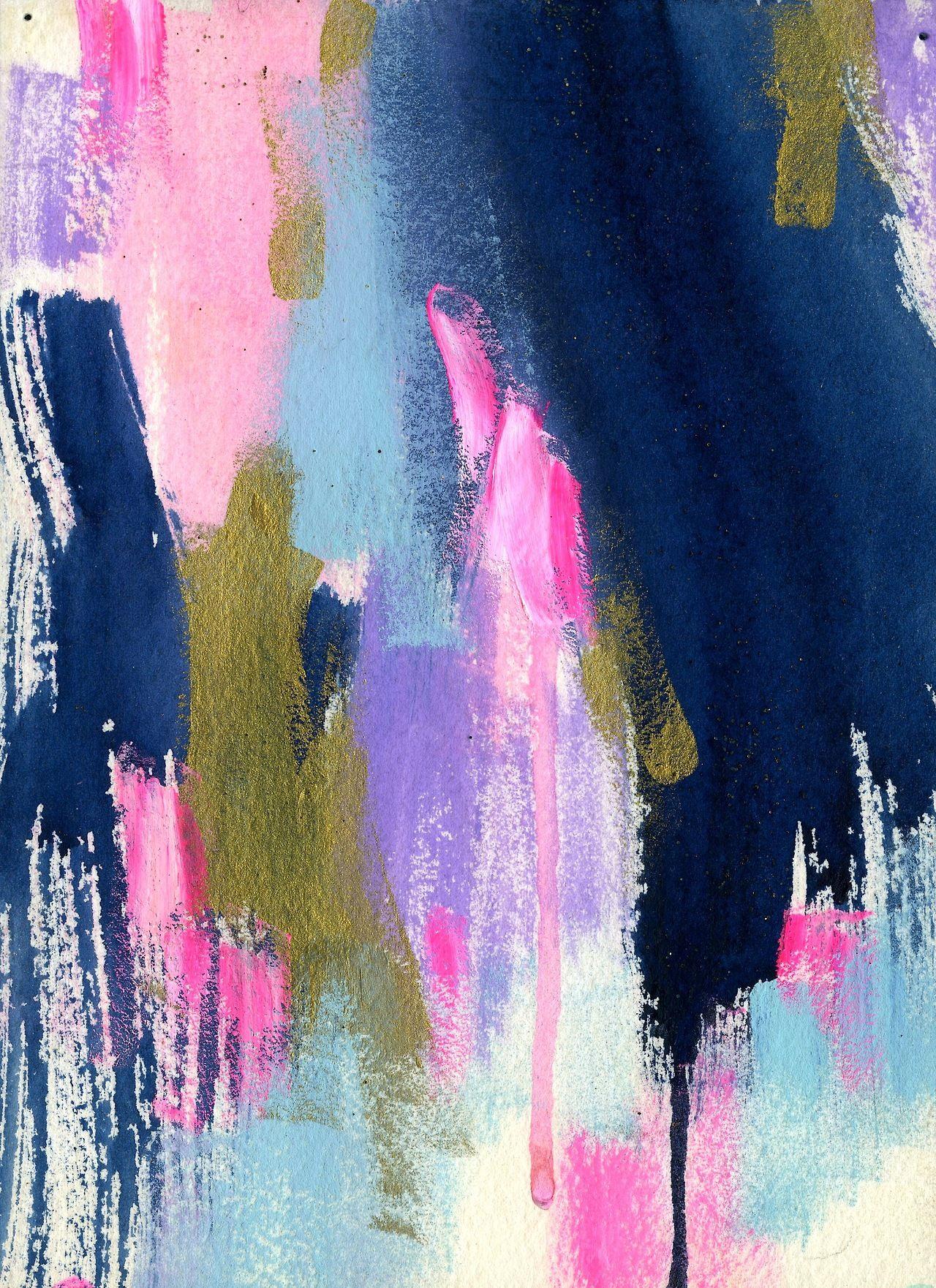 Hallway wallpaper or paint  Kayla Newell  Hallway art  Pinterest  Gouache Watercolor and