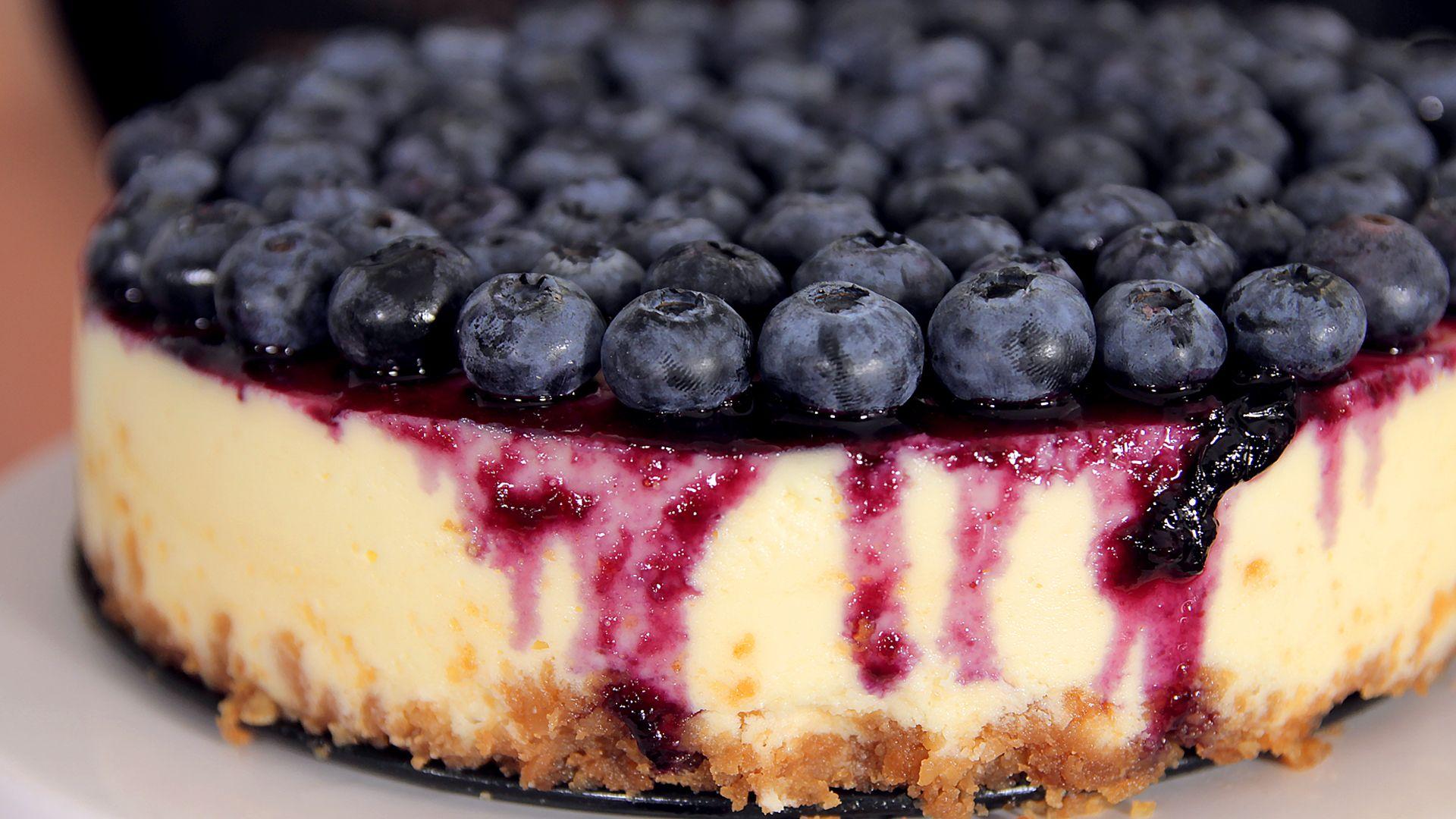 Video und Rezept: New York Cheesecake, ein Kochvideo | Club of Cooks