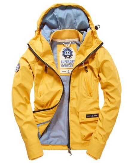 Superdry Box Boat Jacket Mens In 2019 Superdry Jacket
