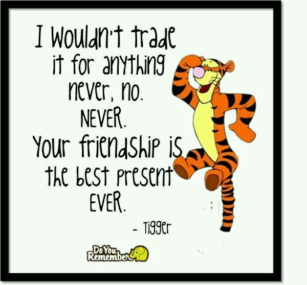 tigger friendship quotes