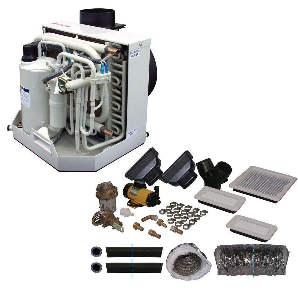 Webasto FCF12000 Air Conditioning/Heat Kit w/Control Panel ...