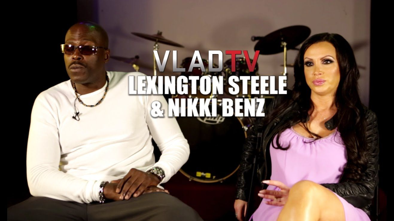 Nikki Benz Talks To Lex Steele About Co Stars Being Too Endowed