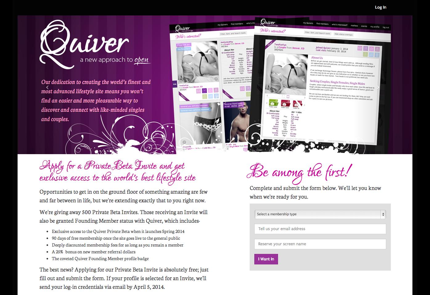 Quiver swinger