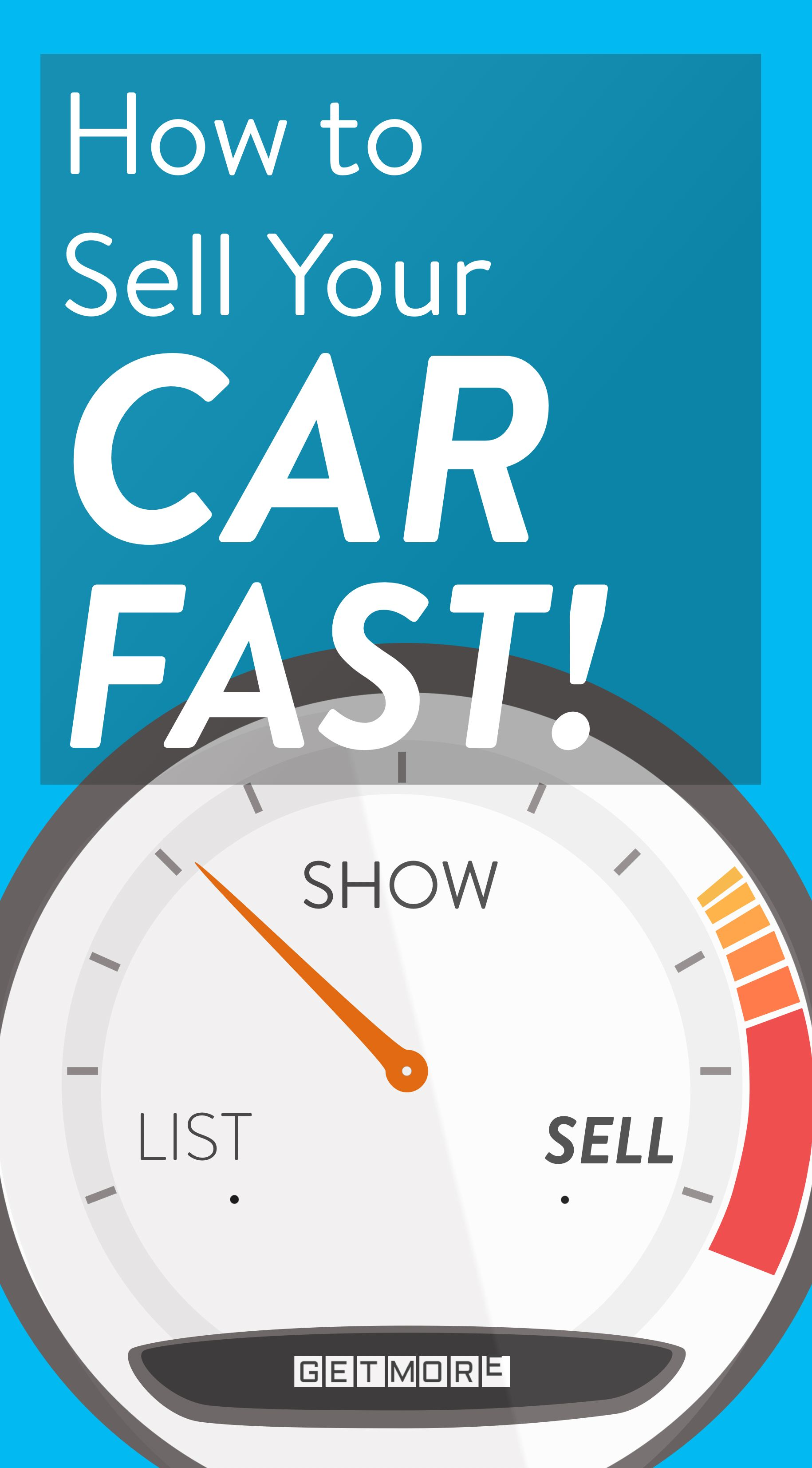 Sell Your Car Quickly Everything You Need To Know Sell Car
