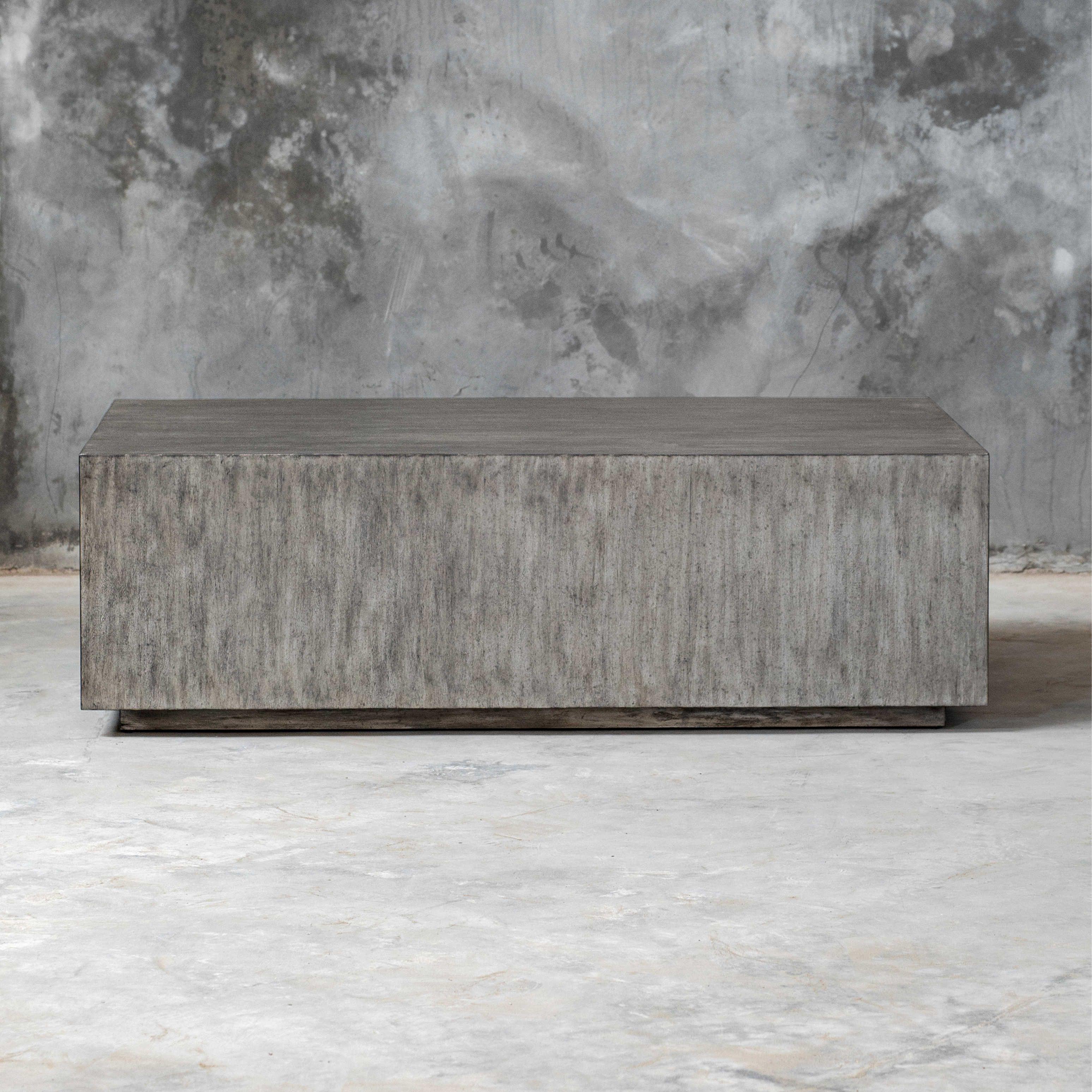 Kareem Coffee Table Uttermost Modern Coffee Tables Coffee Table Metal Coffee Table [ 3095 x 3095 Pixel ]
