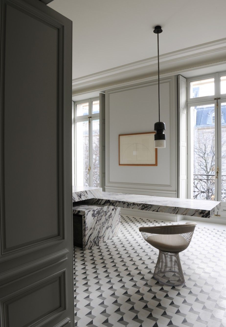 Joseph dirand architecture avenue montaigne paris - Maison rustique dan joseph architects ...