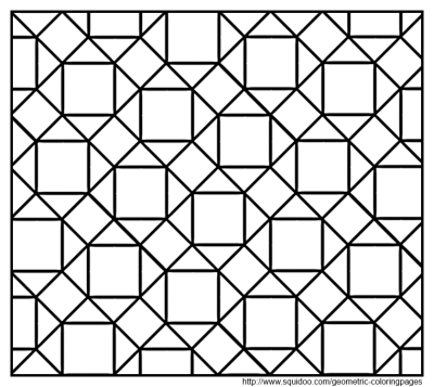 Download Tessellation Coloring Pages Geometric Coloring Pages Tessellation Patterns Tessellation Art