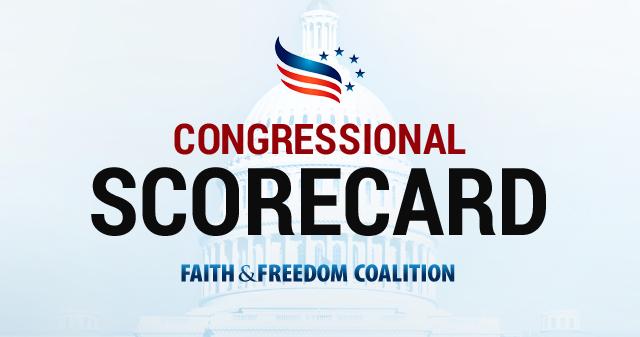 Scorecard Faith Freedom Coalition Faith Freedom Executive Director