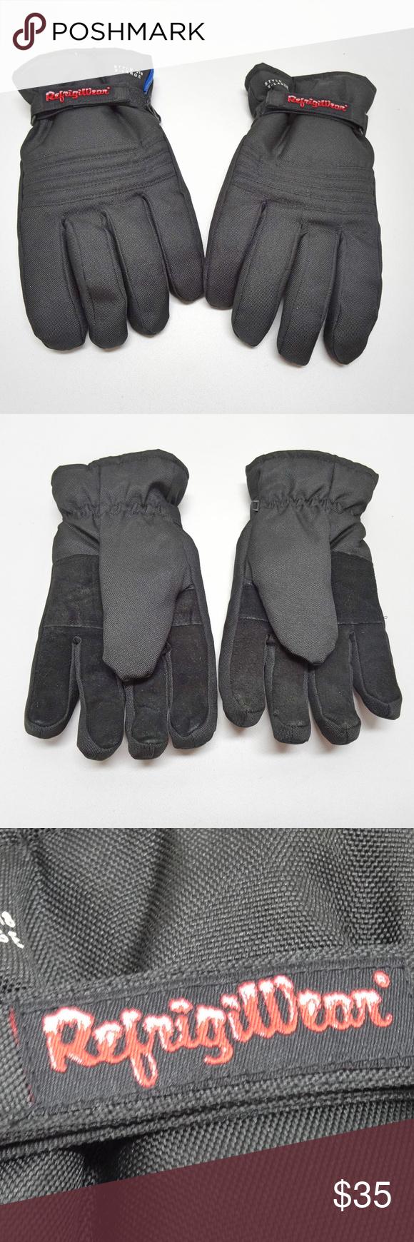 3d39cfc83d3b9 RefrigiWear  218 Mens XL Gloves REFRIGIWEAR STYLE 218 MENS WINTER COLD  WEATHER GLOVES SIZE
