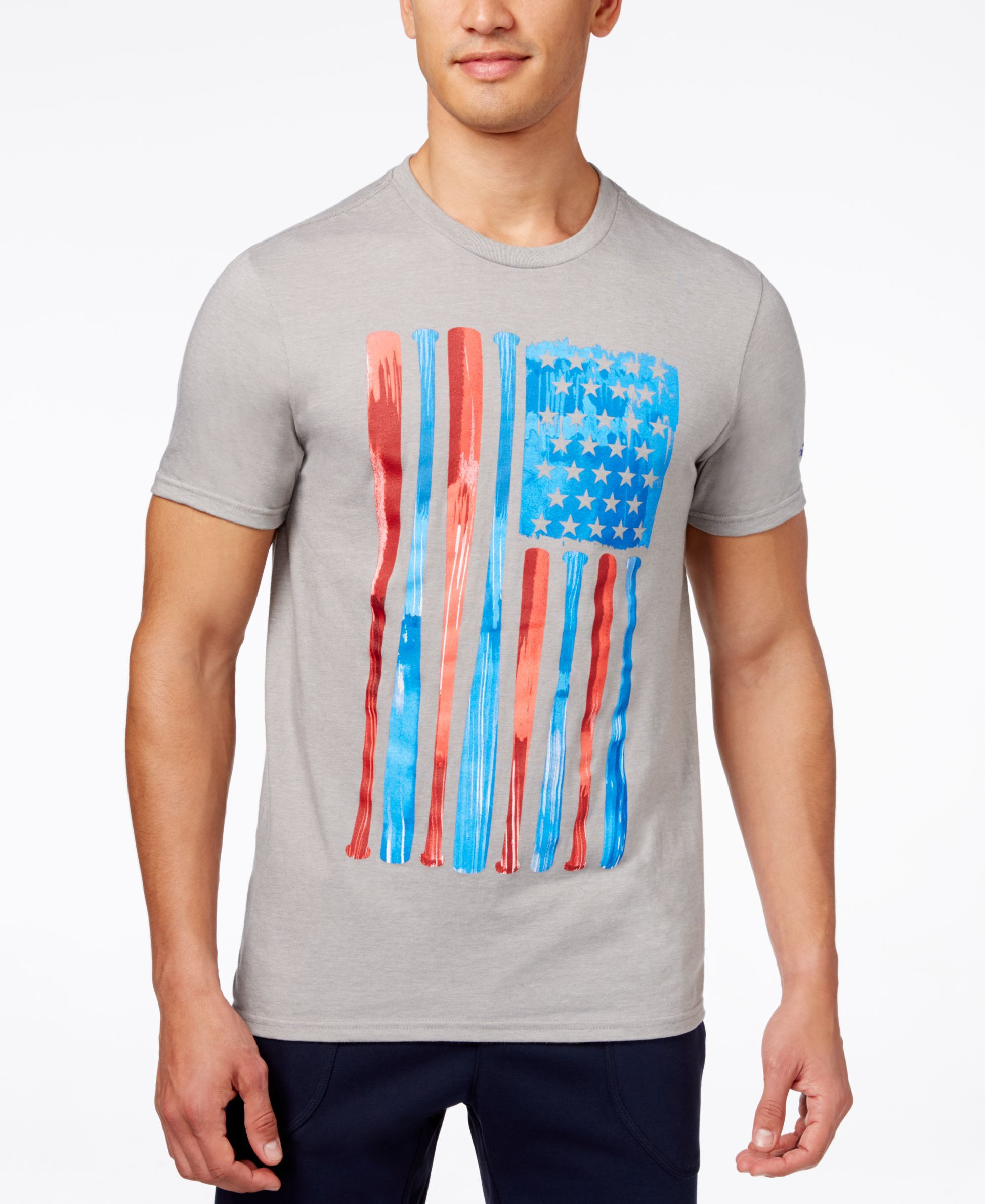 adidas Men's Flag Graphic T-Shirt