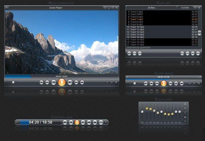 Zoom Player MAX Noman Atif Building, Coding, Software