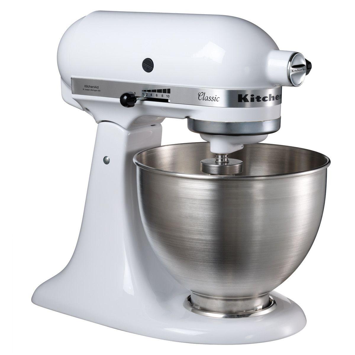 Classic Küchenmaschine 4,3 l von KitchenAid   Kitchenaid classic ...