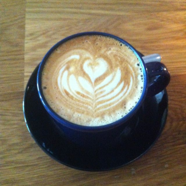 Kaffe 1668, TriBeCa, NYC.