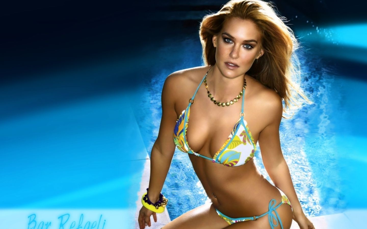 Bar Refaeli -Join thousands of members collecting beautiful autographed star photos. #autographs