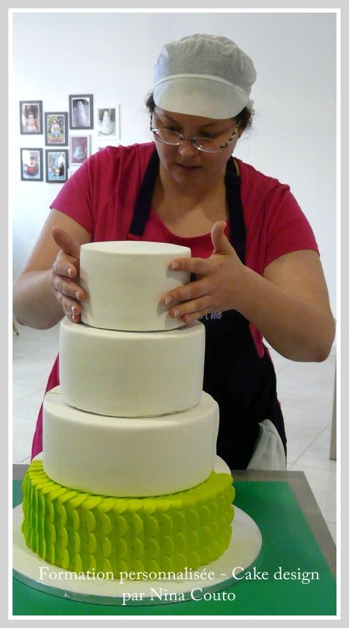 formation personnalisee cake design