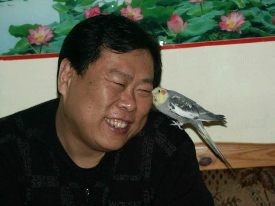 Mingtang Xu в Днепропетровске. 30 марта 2006 года (фото со ...