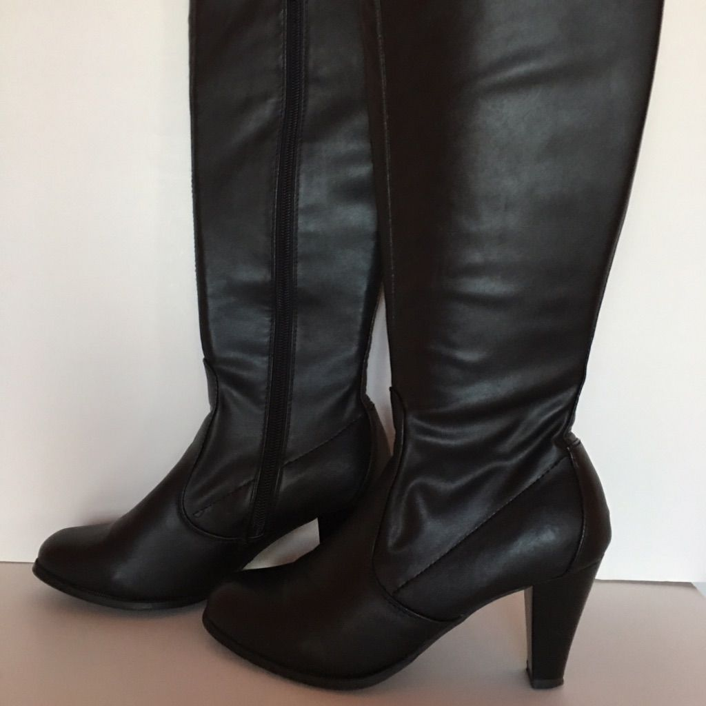 Black dress boots products pinterest memory foam and products