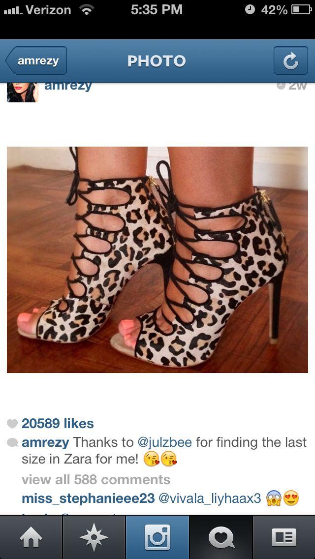 Cheetah print!!