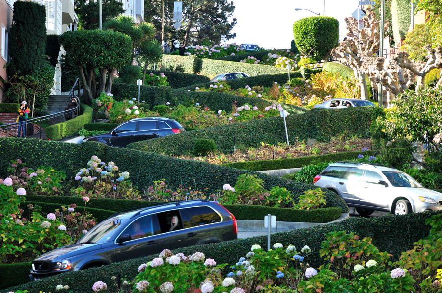 Hotels San Francisco Lombard Street