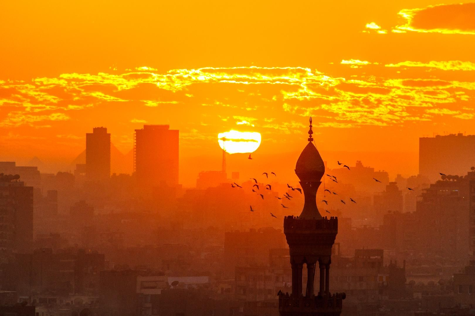 mejores puestas del sol en el mundo