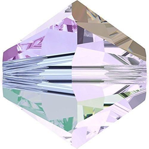 5328 Swarovski® Crystal Bicone Beads Sapphire AB 2X