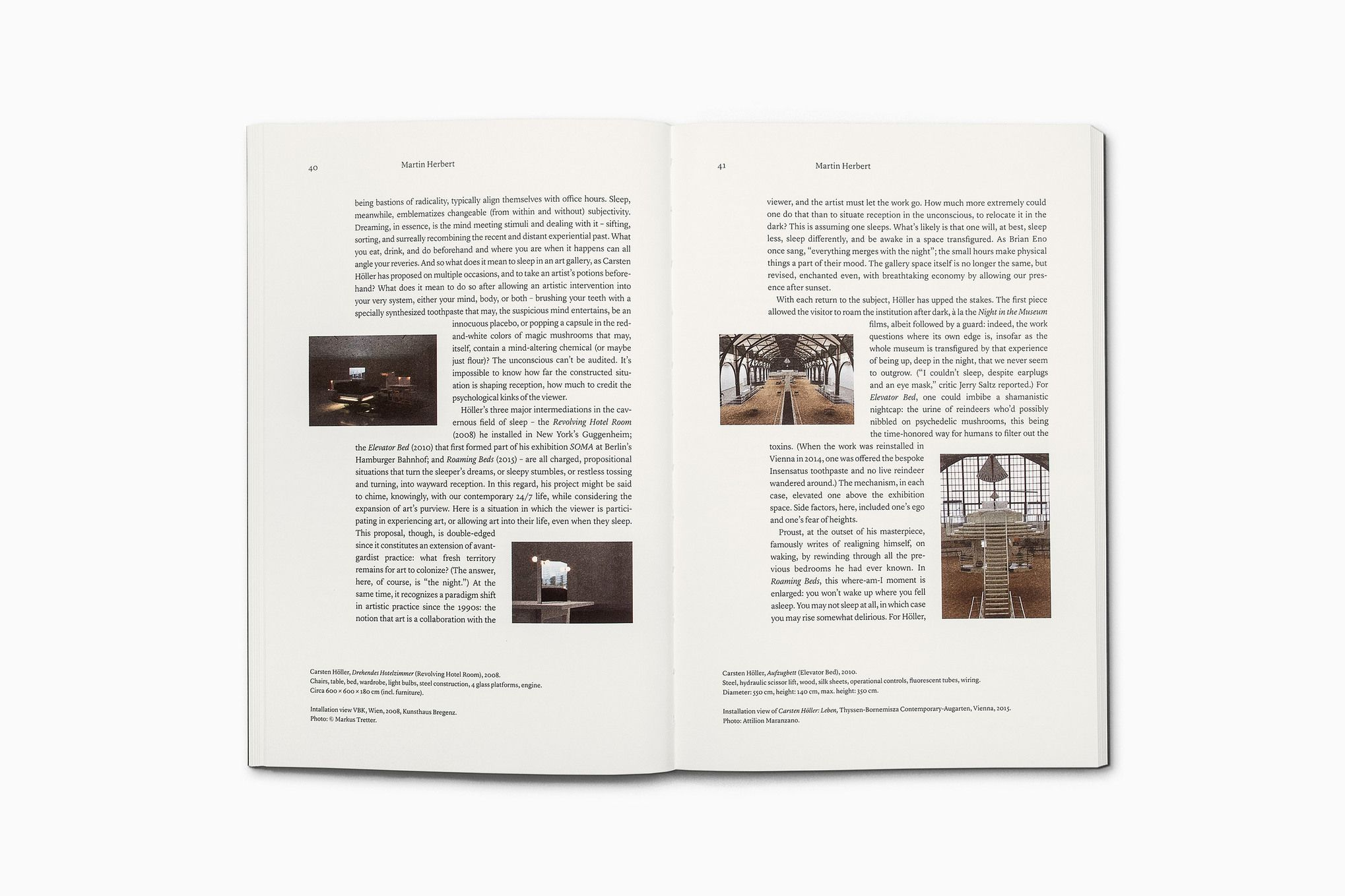 Bedow — Examples of Work — Bonniers Konsthall