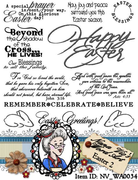 stampin up easter cards – Easter Verses for Cards