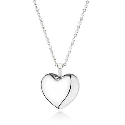 PANDORA | Collana con pendente a cuore