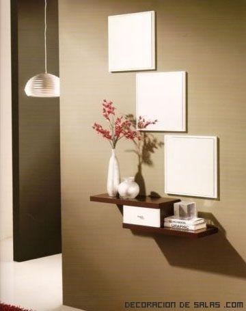 Decoracion de salas casas pinterest decoration - Ideas diy decoracion ...