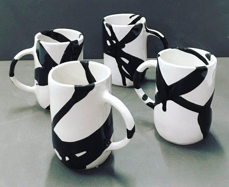 Urban Mug In 2020 Mugs Stoneware Clay Stoneware