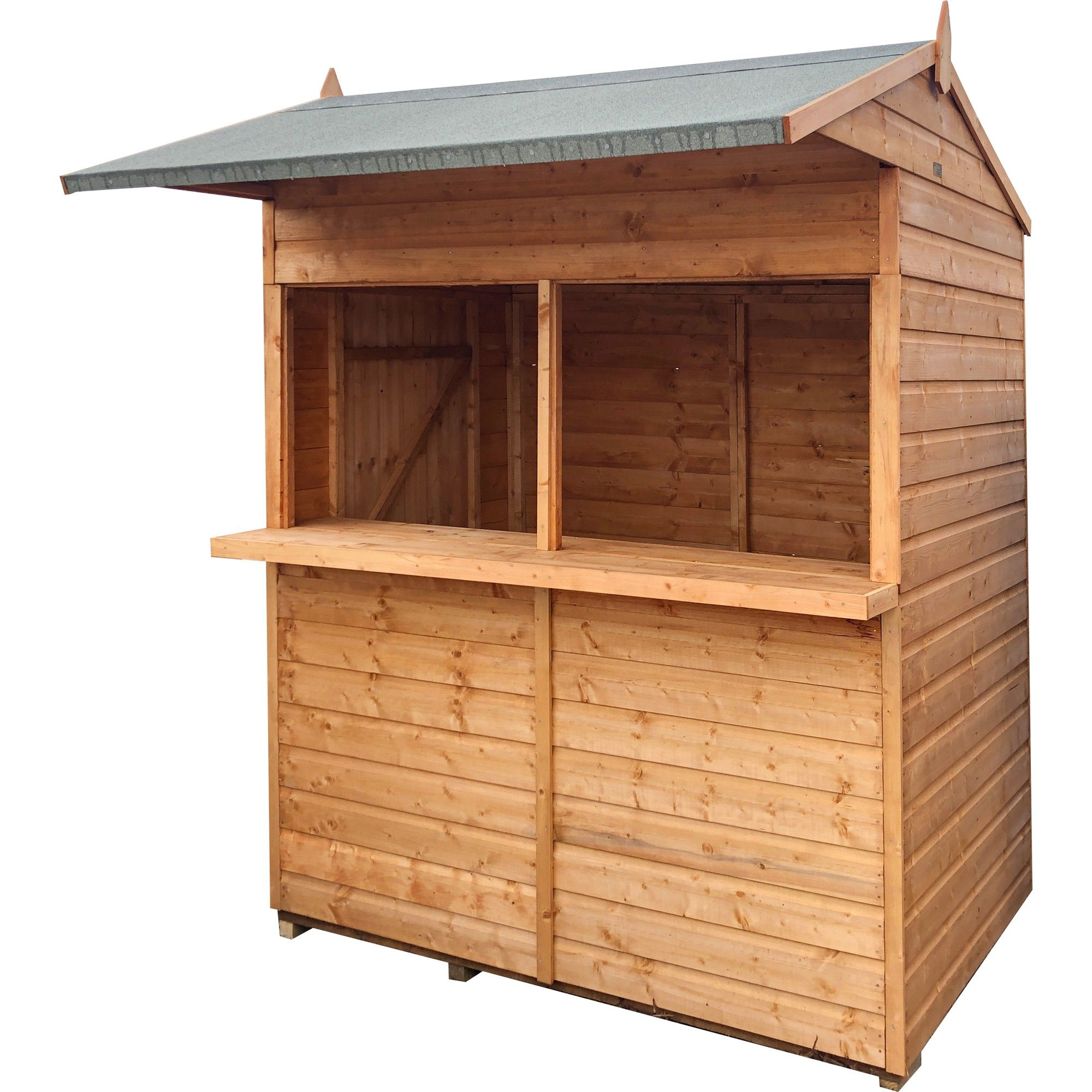 Rowlinson Celebrity Wooden Garden Bar Amp Shed Bar Shed Garden Bar Shed Garden Bar