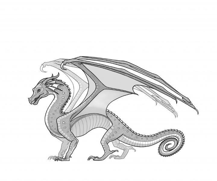 Wings Of Fire Rainwings Image Wings Of Fire Wings Of Fire Dragons Dragon Drawing
