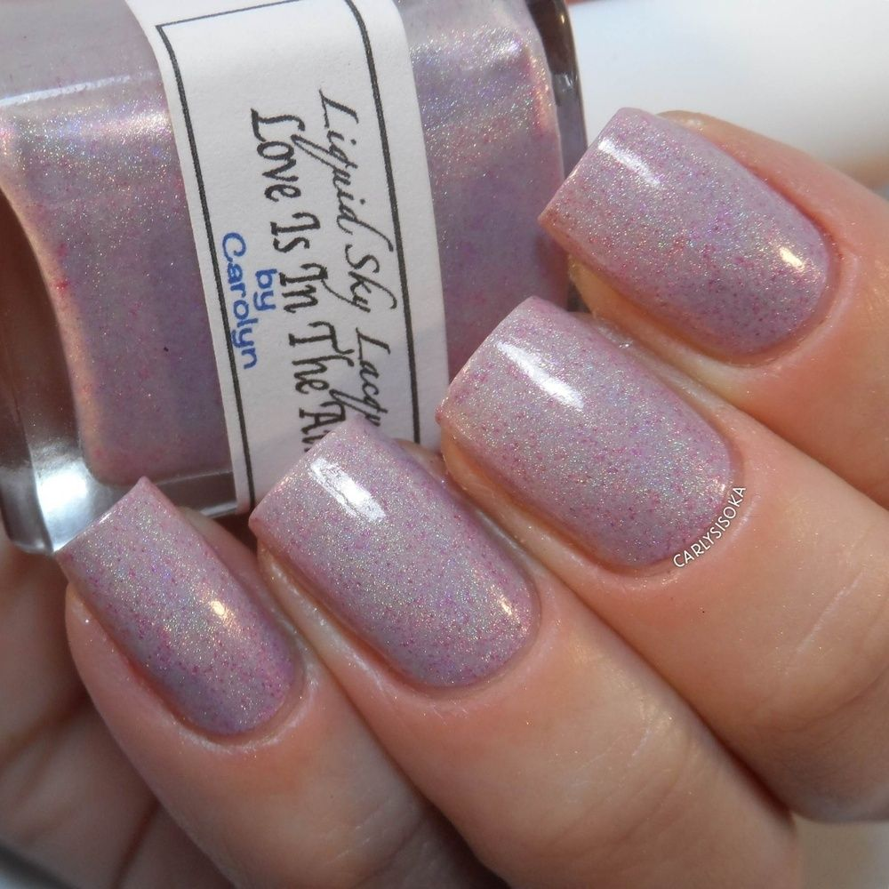 Liquid Sky Lacquer - Love Is In The Air | MY POLISH - INDIES