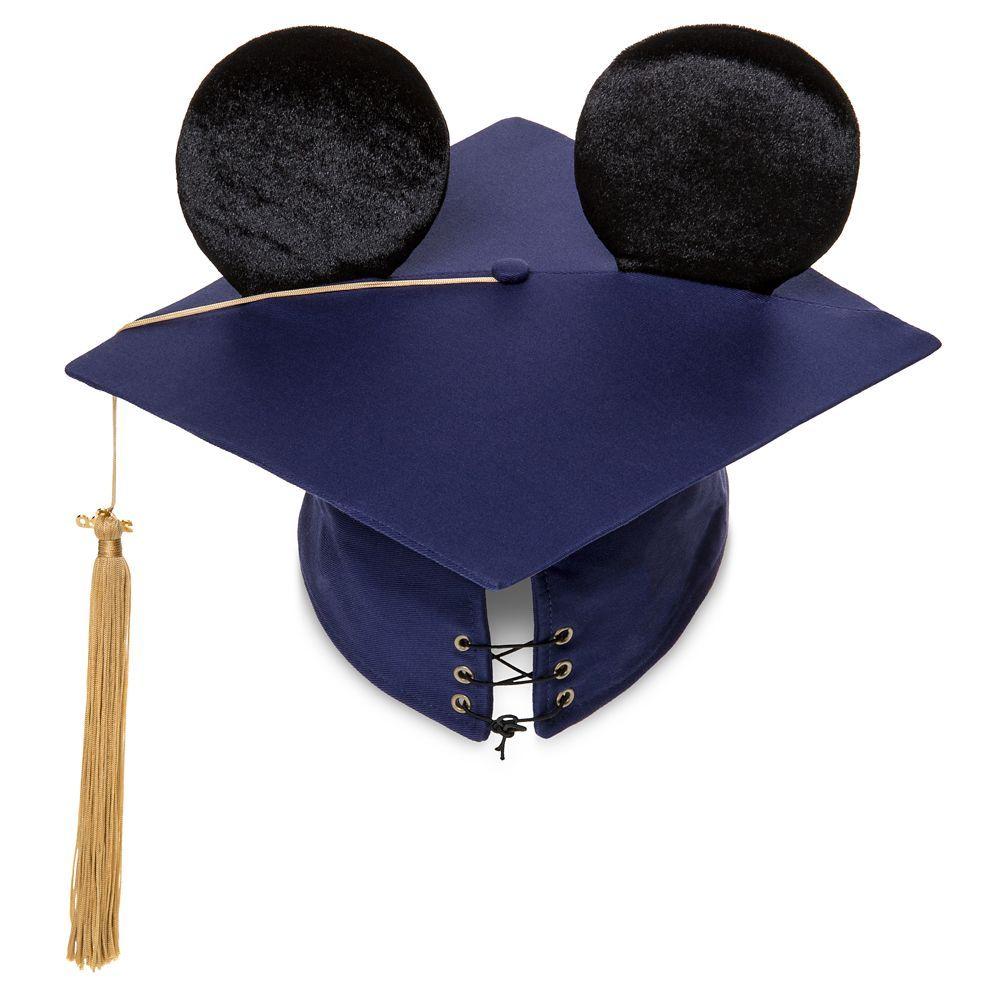 Mickey Mouse Ear Hat Graduation Cap For Adults 2020 Shopdisney In 2020 Mickey Mouse Ears Hat Mickey Mouse Ears Ear Hats