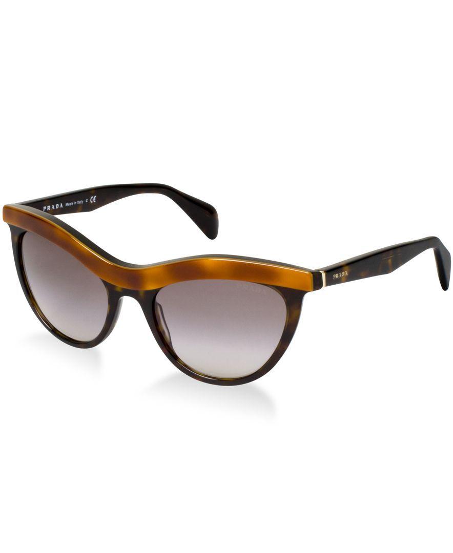Prada Sunglasses, Prada Pr 06PS