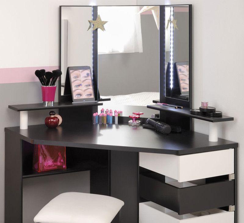 eck schminktisch volage black bedroom pinterest schminktisch schlafzimmer und. Black Bedroom Furniture Sets. Home Design Ideas