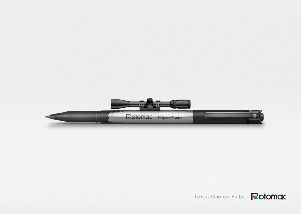 Desert Storm campaign ribbon Bolt Action pen - Fine Wood Pens