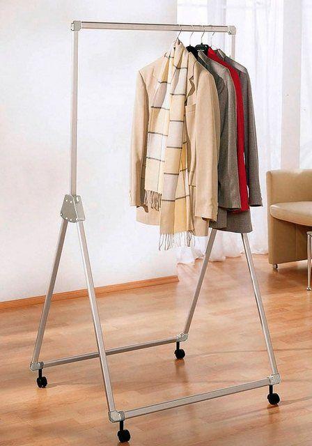 Ruco Kleiderstander Fahrbar Mit Rollen Kaufen Kleiderstander