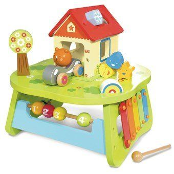 Attrayant House Of Toys Wooden Activity Play Table Wooden Play Centres, Plastic Play  Centres, Play Centre Accessories, Play Centre Spare Parts, Play Centres