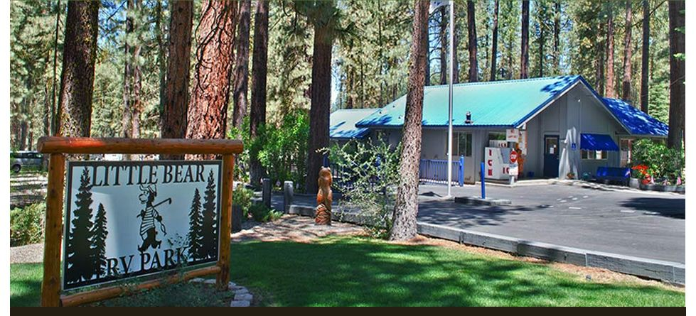 Little Bear Rv Park Graeagle Ca Camping 102 Little Bear