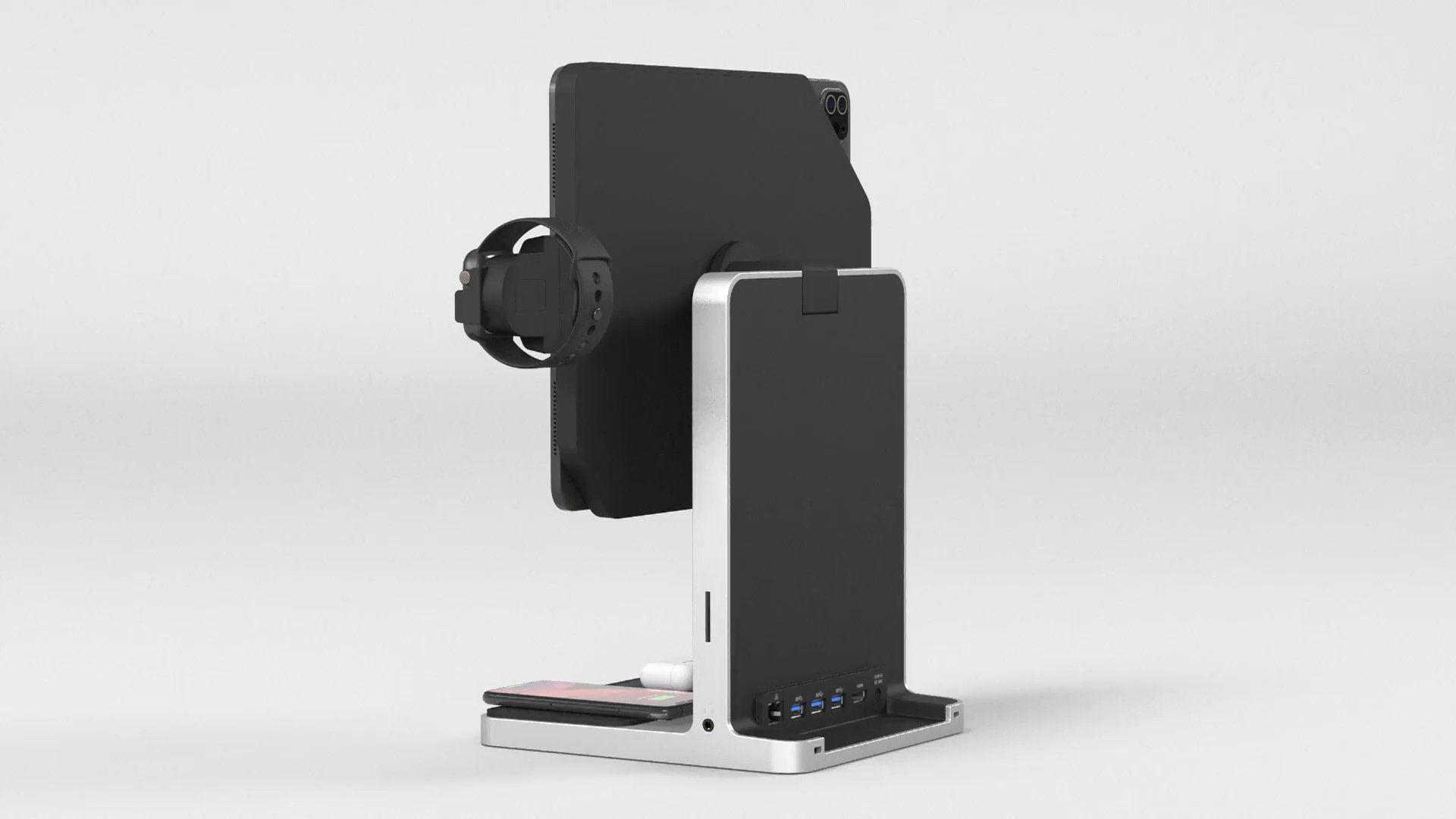 Studiodock Connect Charge Create Kensington In 2021 Apple Watch Charger Apple Charger Watch Charger