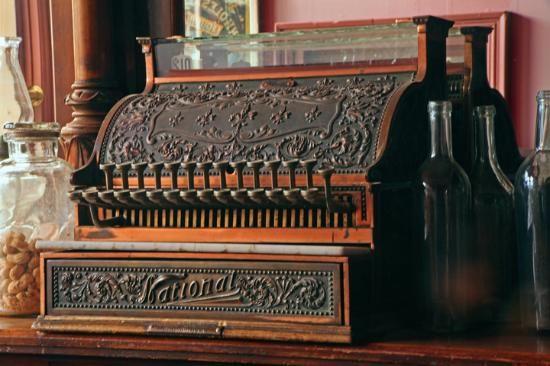old cash registers