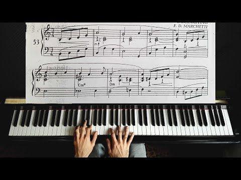 музыка пиано