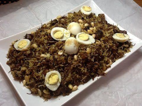 مطبخ الاكلات برياني Middle Eastern Food Desserts Food Middle Eastern Recipes