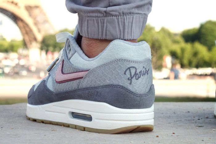 detailing popular stores promo code Look for the Nike WMNS Air Max 1 Paris Bespoke iD #Sneakers ...